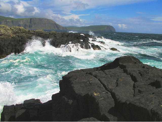Atlantens salt vindar på Skye