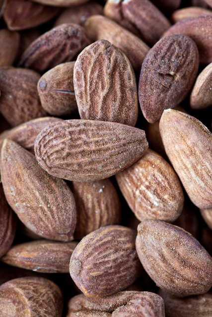 mandel oskalad sötmandel almonds