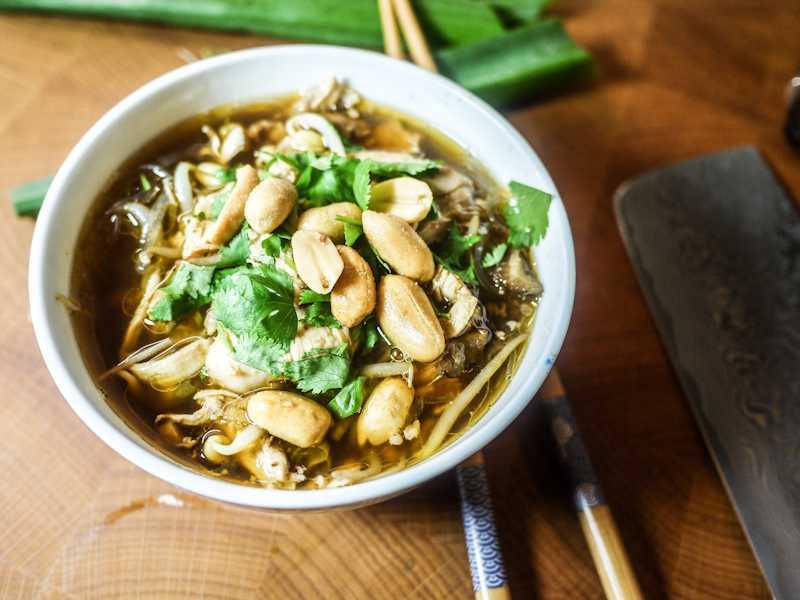 vietnamesisk mat recept